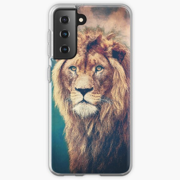 Young Lion Samsung Galaxy Soft Case
