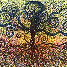 The Mystic Tree by Méia Jacobs