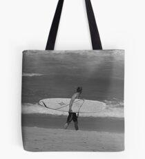 Longboarder Tote Bag
