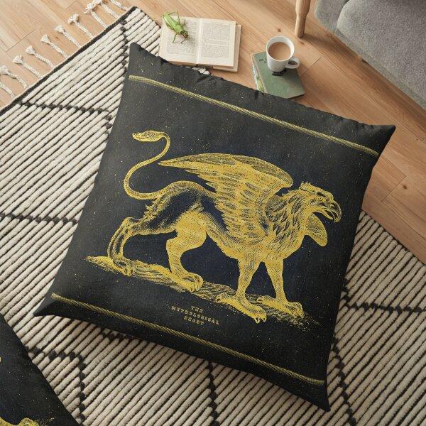 The Mythological Beast  Floor Pillow