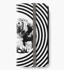 Cool koala retro style black white iPhone Wallet/Case/Skin