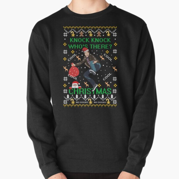 Who's There? Christmas! Pullover Sweatshirt