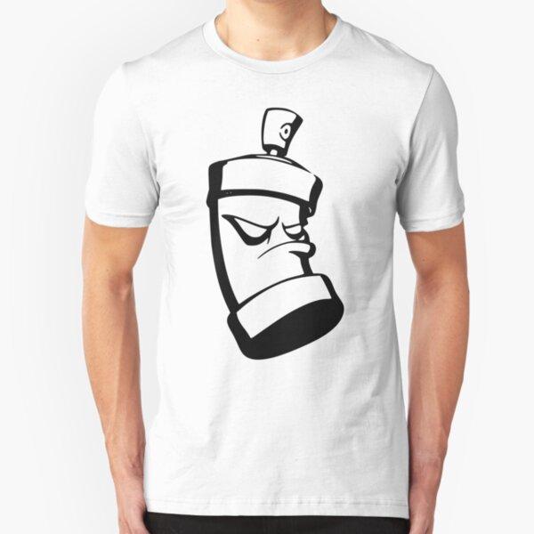 Spray Slim Fit T-Shirt