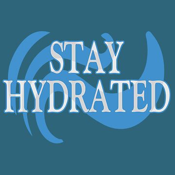 Stay Hydrated by -monkey-