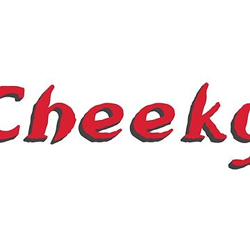 Cheeky Nando's by DavidHedgehog