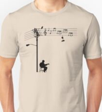 Wired Sound Unisex T-Shirt