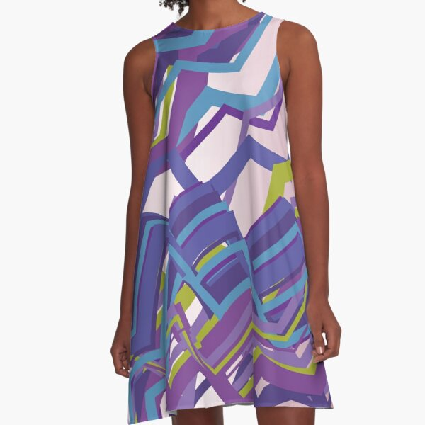 ZIGSTER A-Line Dress