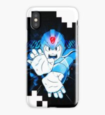 Megaman X-Hadouken iPhone Case