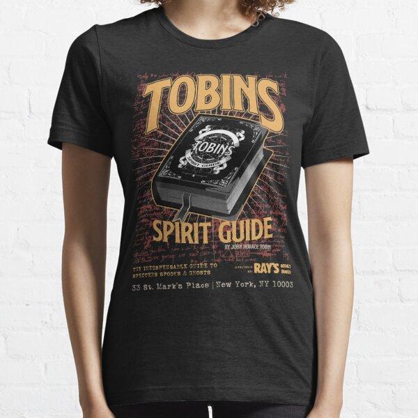 Rays Occult Books: Tobins Spirit Guide Essential T-Shirt