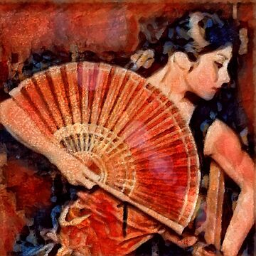 Flamenco Dancer by jeffreyjirwin