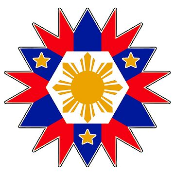 Pinoy Mandala Pattern by kayve