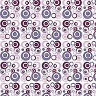 Retro Bubbles #3 by . VectorInk