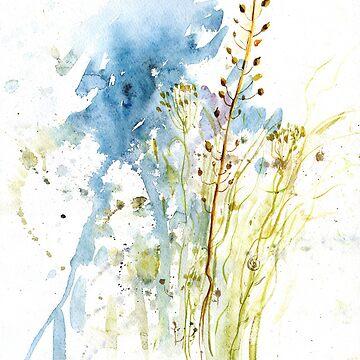 Native-grasses by Mikhalevich