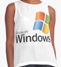 Microsoft Window Sleeveless Top