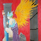 Fallen Angel by Happykitty