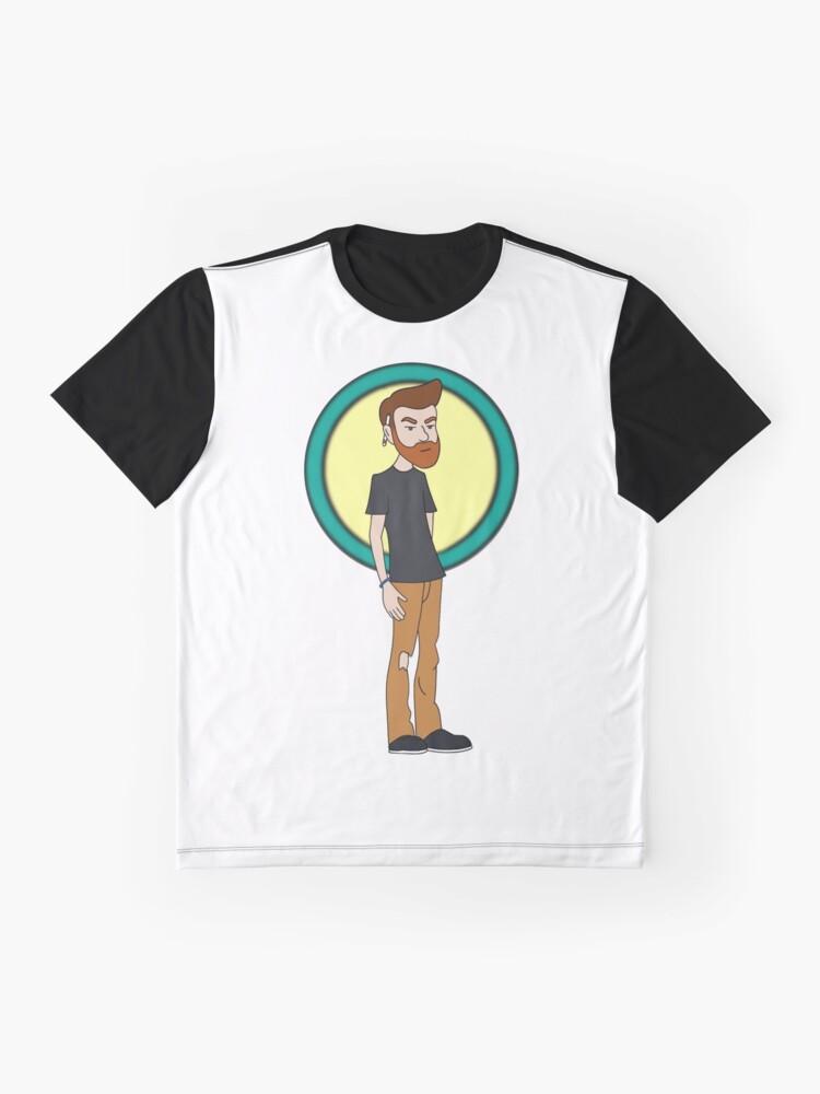 Alternate view of Daria Style! Graphic T-Shirt