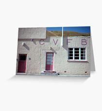"""CVFB"" Greeting Card"