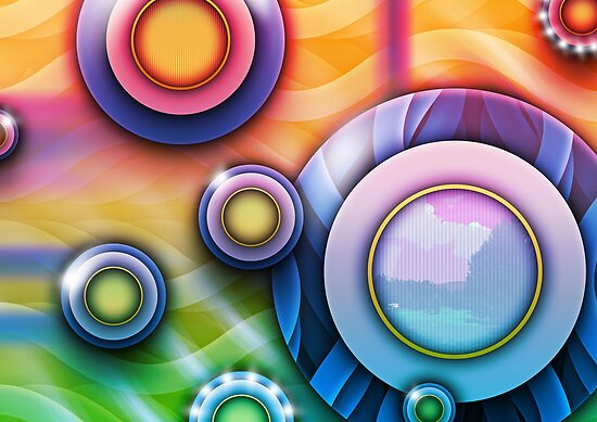 Colour Rings 2 by hthomas