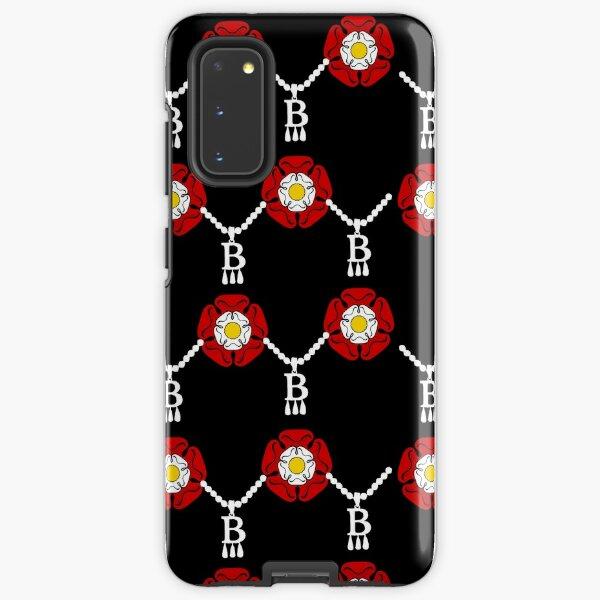 Anne Boleyn tudor rose Samsung Galaxy Tough Case