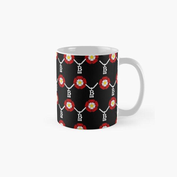 Anne Boleyn tudor rose Classic Mug