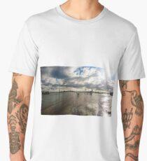 High Tide at Brightlingsea  Men's Premium T-Shirt