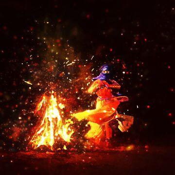 Pyromancer by Jarrod44