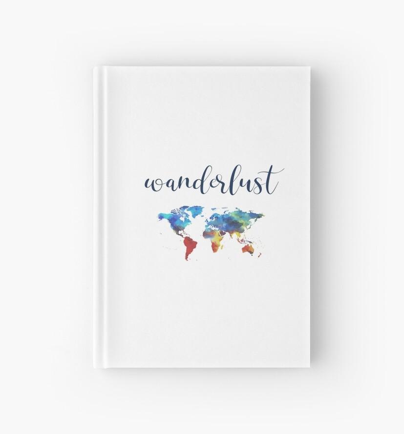 WANDERLUST by BrightNomad