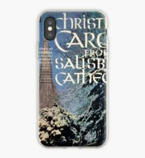 Christmas Carols From Salisbury Cathedral, Christmas Carols, Christmas, Carols, Choir,  Salisbury Cathedral, Salisbury, Cathedral iPhone Case