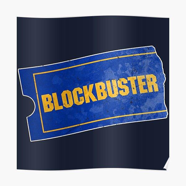 Blockbuster Poster