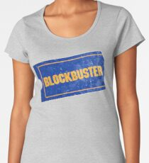 Blockbuster Women's Premium T-Shirt