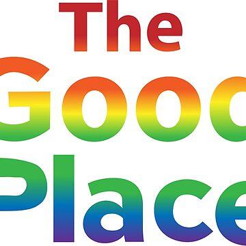 The Good Place Rainbow by alanna-o