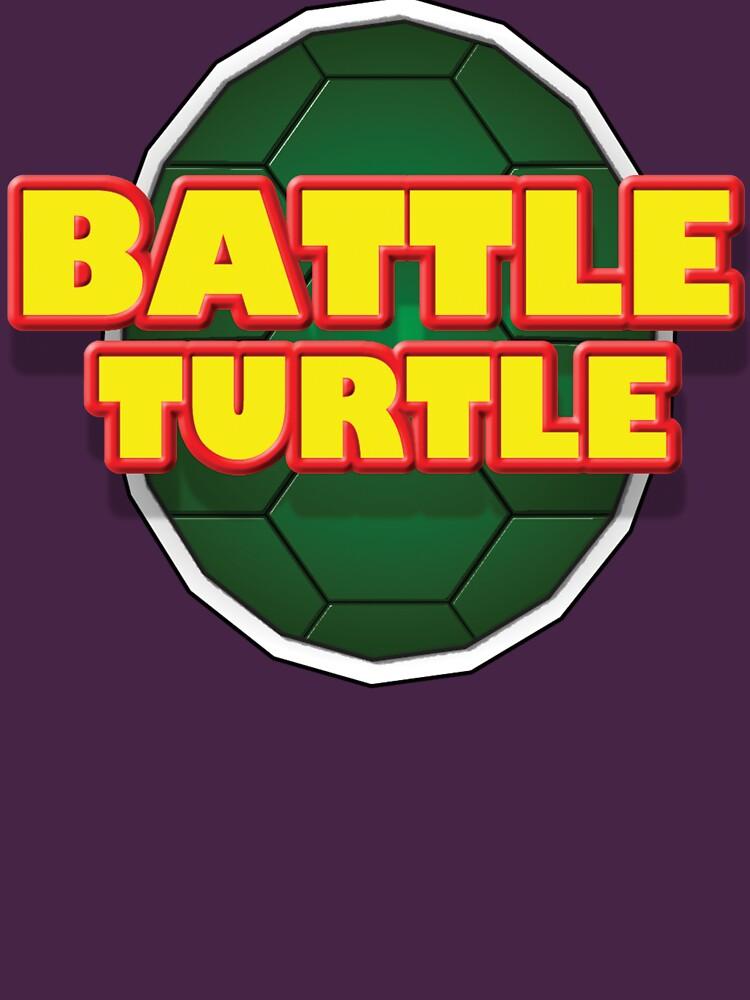 Schlacht Schildkröte Logo von BattleTurtle