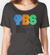 PBS Women's Relaxed Fit T-Shirt