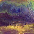 Purple Waves by RKCreations