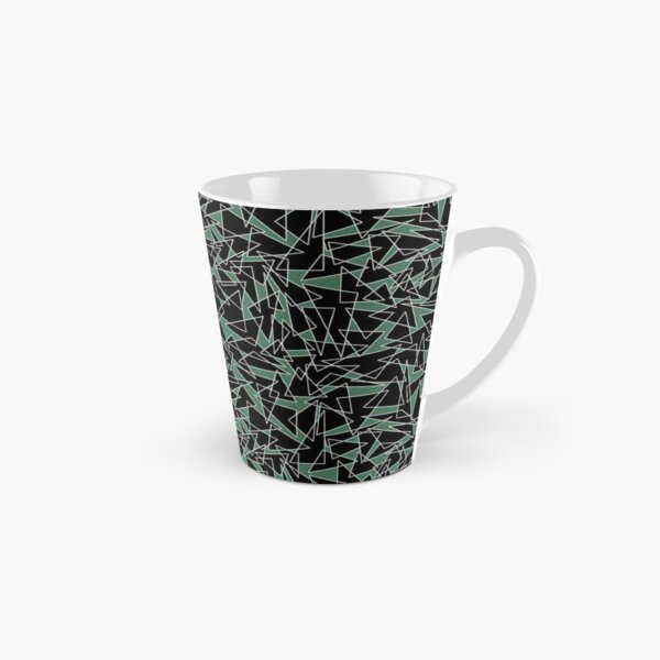 Triangoli 26 by Hypersphere Tall Mug