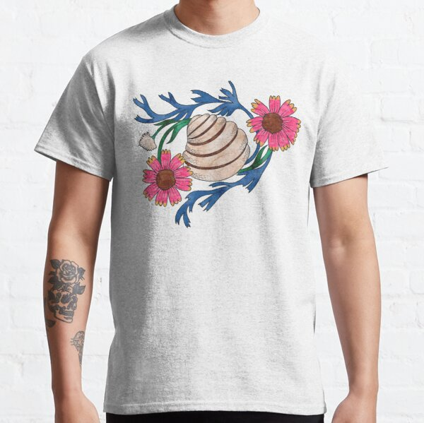 Pawleys Island Shell Classic T-Shirt
