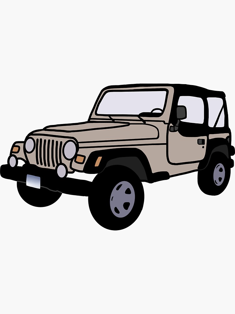 Jeep Wrangler by aimely
