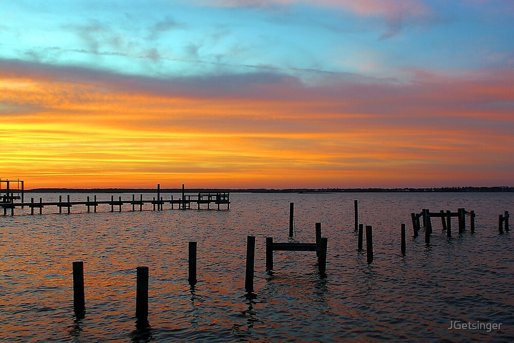 Evening Colors by JGetsinger
