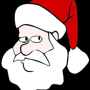 Santa  by Paradisessntl