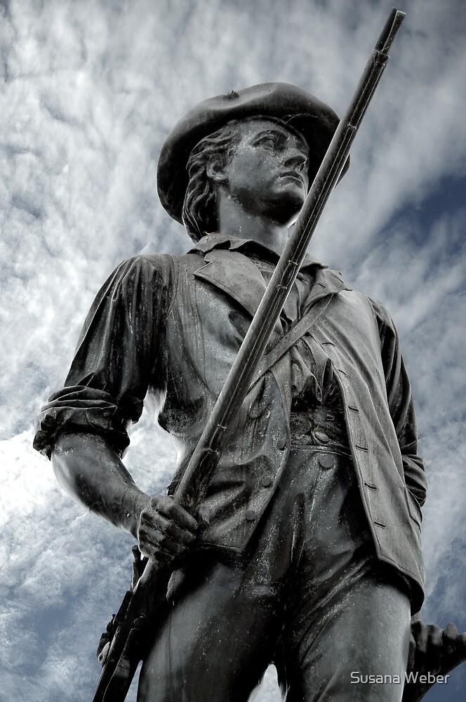 Patriot, citizen, soldier by Susana Weber