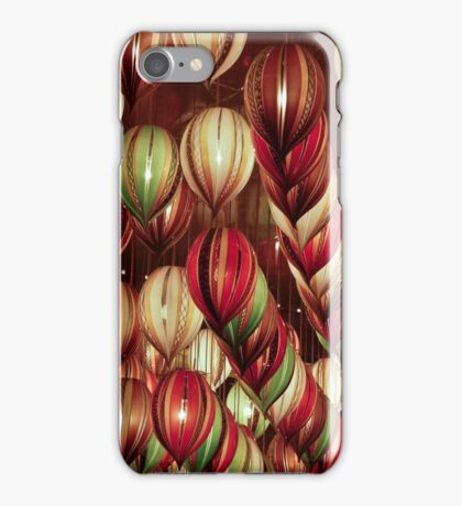 Ceiling Lights iPhone Case/Skin