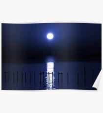 Sun As Moon Poster