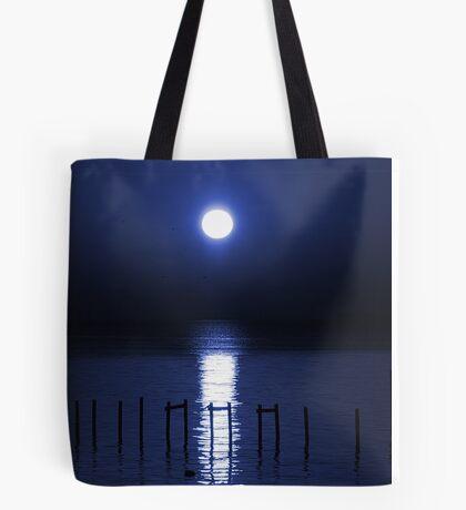 Sun As Moon Tote Bag