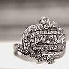 vintage ring by Angel Warda