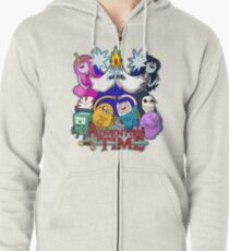 Adventure Time! Zipped Hoodie