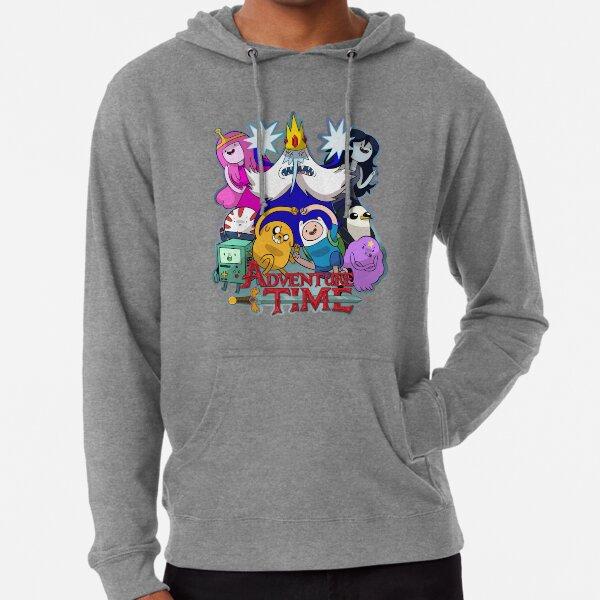 Adventure Time! Lightweight Hoodie