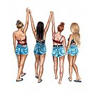 4 Friends by Elza Fouche