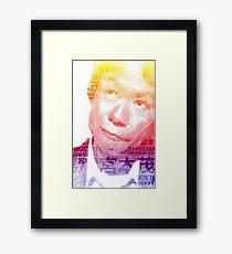 Nintendo Shigeru Miyamoto Poster Framed Print