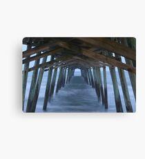 Bogue Inlet Pier Canvas Print