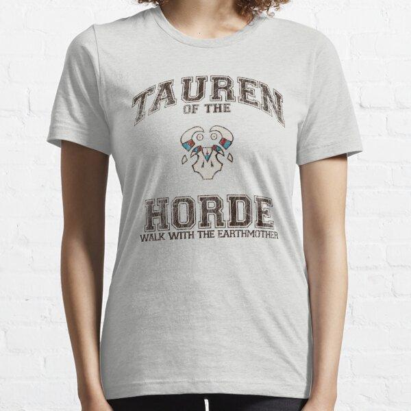 Thunder Bluff T-shirt essentiel